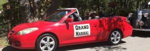 Lilac Marshall car 2016