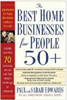 Best Home Businesses for People 50+ graphic