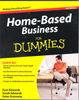 Home-Based Business for Dummies graphic
