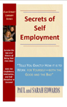 Secrets of Self Employment graphic