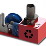 Desktop extruder a key tool for using 3D printing or table top manufacturing increase the possibility of individual and community sustainability